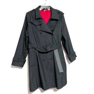 Joan Rivers Trench Coat A213325 Double Breasted